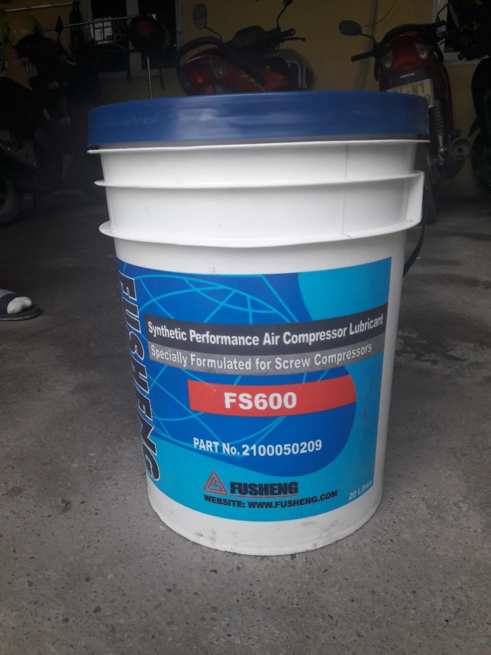 Dầu máy nén khí Fusheng FS600