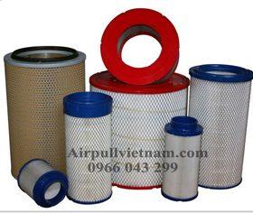 Lọc khí Airpull thay cho máy Ingersoll Rand