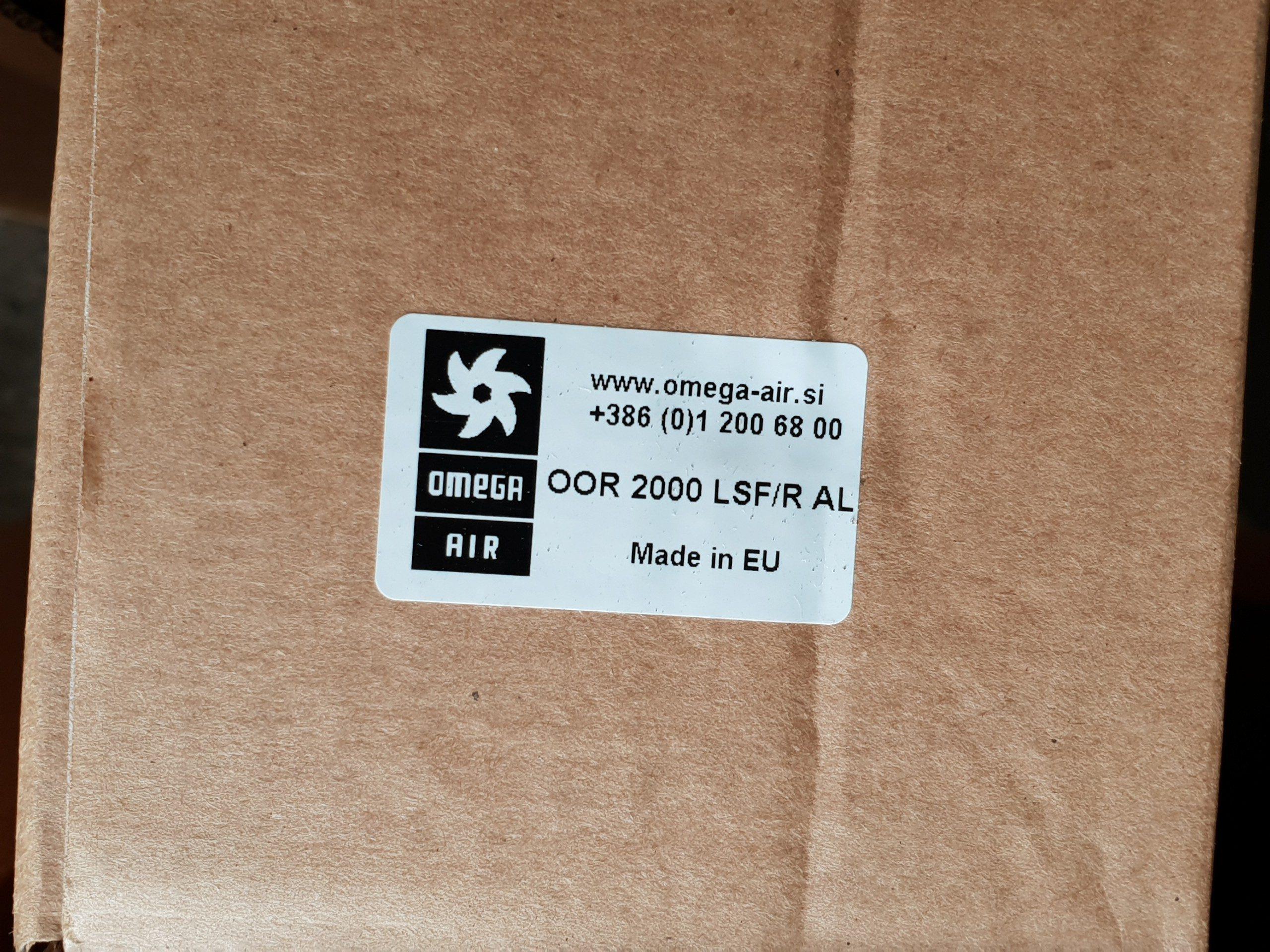 Lõi lọc OMEGA LSF2000