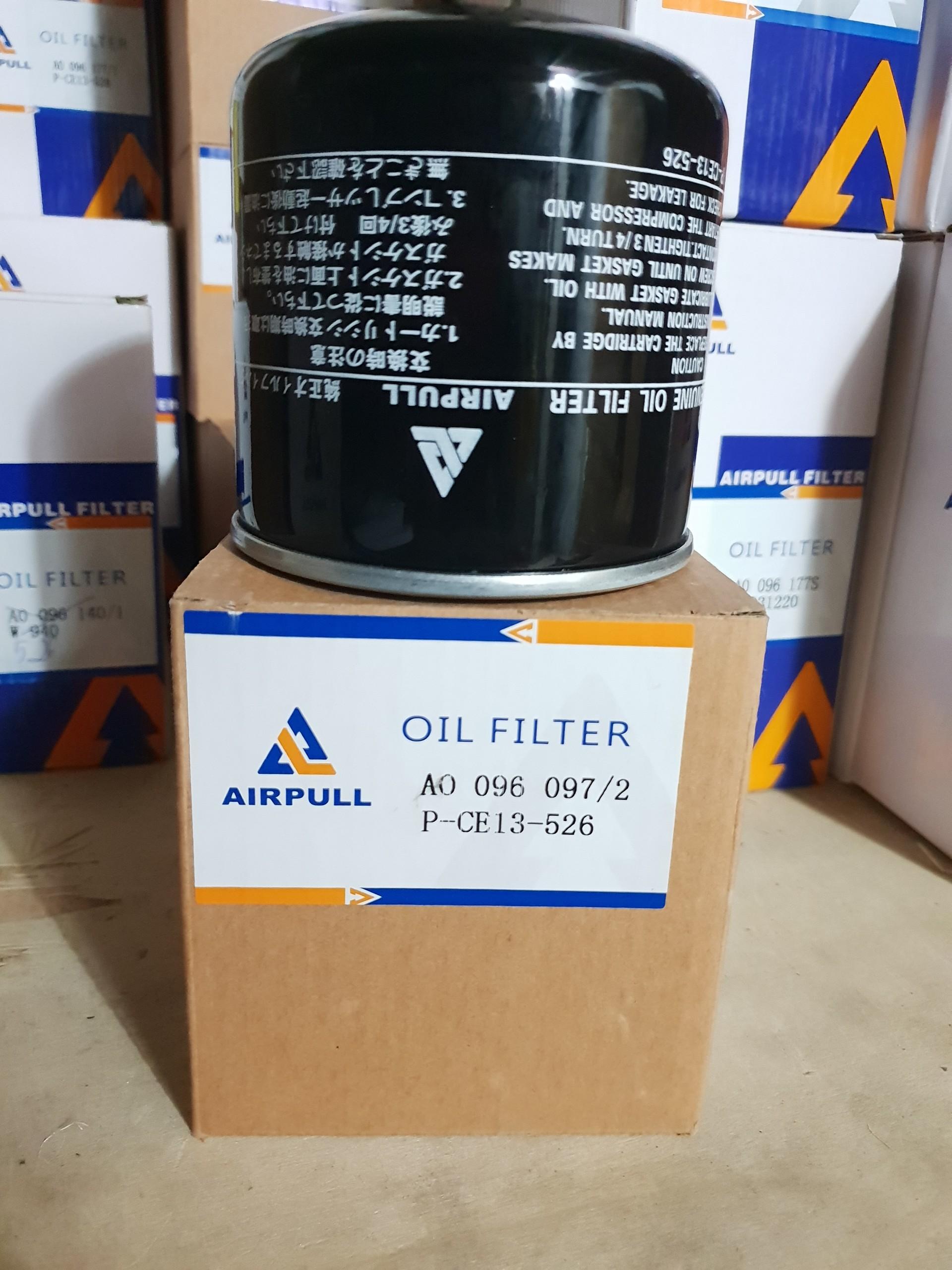 Lọc dầu AO 096 097/2